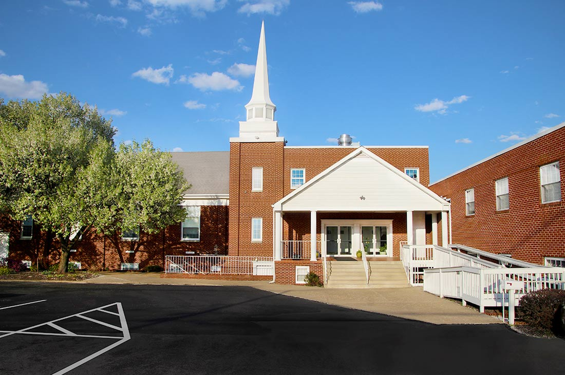 The World Mission Society Church of God in Baltimore, Maryland