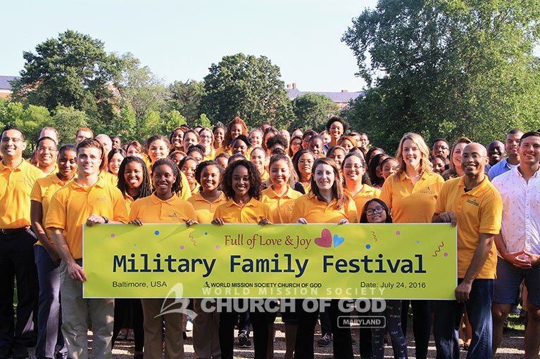 Military Family Appreciation Festival