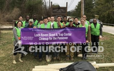 Loch Raven Skeet and Trap Center Tree Preservation Project