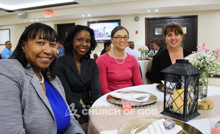 World Mission Society Church of God, wmscog, appreciation, dinner, Maryland, MD, Baltimore, family, community, Christian, friends