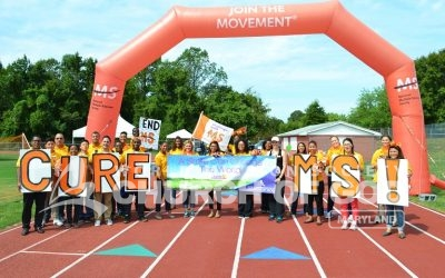 Challenge Walk MS: Chesapeake Challenge 2016